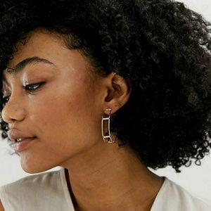 [ASOS] Pack of 2 Hoop Earrings